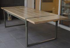 Handmade table from arc238 www.arc238.gr