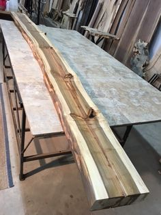 Live edge maple slabs and spalted Maple. Maple lumber for sale, Wood and figured…