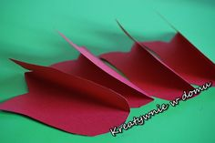 Tulipan z papieru w 5 minut | Kreatywnie w domu Jar, Abstract, Artwork, Summary, Work Of Art, Auguste Rodin Artwork, Artworks, Illustrators, Jars
