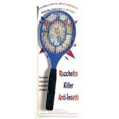 PREZZO BRICOPRICE.IT € 3.03 RACCHETTA ANTIZANZARE A BATTERIA Clicca qui http://www.bricoprice.it/shop/shop/insetticidi-e-repellenti/racchetta-antizanzare-a-batteria/