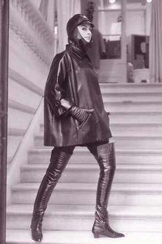 Yves Saint Laurent, 1963