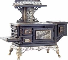 Royal Esther Toy Stove