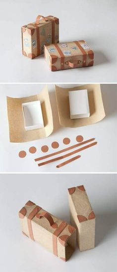 Paper crafts are probably the easiest type of diy crafts, yet it's still a lot of fun. it doesn't require a lot of resources nor high skills, Fun Diy Crafts, New Crafts, Creative Crafts, Wood Crafts, Creative Ideas, Mason Jar Crafts, Mason Jar Diy, Paper Gifts, Diy Paper
