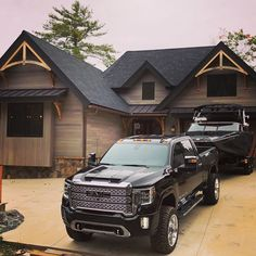 Discover recipes, home ideas, style inspiration and other ideas to try. Jacked Up Trucks, Gm Trucks, Diesel Trucks, Cool Trucks, Chevy Trucks, Pickup Trucks, Cool Cars, Denali Truck, Wakeboard