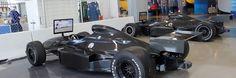 Dallara IndyCar Factory Racing Simulators