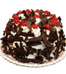 Black forest cake for Hyderabad delivery. Secured online Payments.   Visit our site : www.flowersgiftshyderabad.com/Thankyou-Gifts-to-Hyderabad.php
