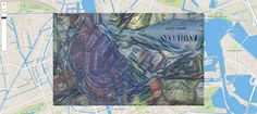 Van Gogh était-il un cartographe ?  http://googlemapsmania.blogspot.fr/2016/03/van-goghs-secret-map.html