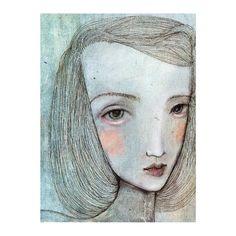 Autorský plakát od Lény Brauner Alice, 60x77 cm   Bonami
