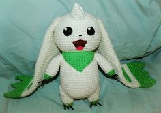 Great website with tons of cute crochet patterns for pokemon, mario characters and others :)