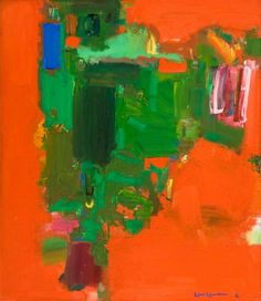 Early to Modern International Art - The Montreal Museum of Fine Arts Classic Artwork, Classic Paintings, Colorful Paintings, Contemporary Paintings, Illustration Pop Art, Illustrations, Gerhard Richter, Abstract Expressionism, Abstract Art