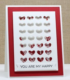Stitched Heart Grid Die-namics, Stitched Sentiment Strips Die-namics, Essential Sentiment Strips Die-namics - Jody Morrow  #mftstamps