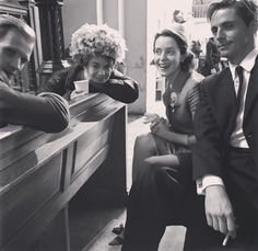 vanessa__kirby So here it is. Season Happiest job of my life. Mathew Goode, Crown Tv, The Crown Series, Crown Netflix, Selena, The Crown Season, Vanessa Kirby, A Discovery Of Witches, Princess Margaret