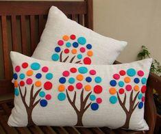 almofadas decorativas passo a passo - Pesquisa Google