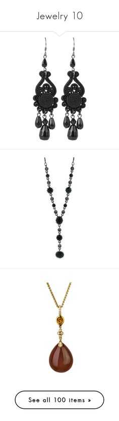"""""""Jewelry 10"""" by trufflelover ❤ liked on Polyvore featuring jewelry, earrings, jewelry sets, sale, vintage style jewellery, oasis jewellery, set jewelry, chandelier earrings, vintage style earrings and necklaces"""
