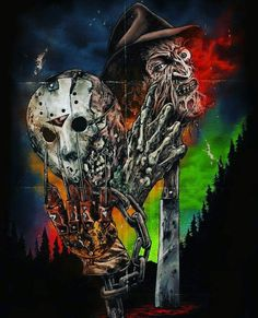 Jason vs. Freddy.........