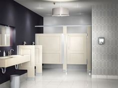 Acquire an extreme restroom partitions and get elegant look | Build Your House