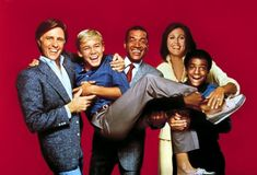 Silver Spoons with my very first crush...Rick Schroeder!