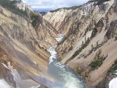 Yellowstone, National Park