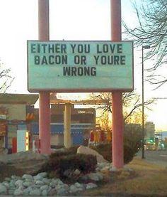 Bacon Truth