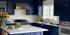 20+ Best Kitchen Paint Colors - Ideas for Popular Kitchen Colors