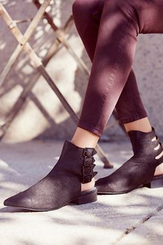 Jeffrey Campbell + Free People Hey Stella Flats at Free People Clothing Boutique