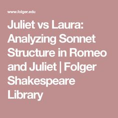 romeo and juliet essay thesis statements