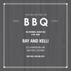 Free Party Invitations Templates Online Gorgeous Sweeter With Bbq  Bbq Party Invitationcustomize Edit And Print .