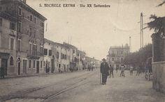 Verona - San Michele Extra - via XX Settembre - 1927