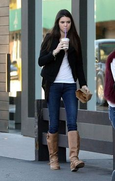 Kendall Jenner Skinny Jeans - Kendall Jenner Clothes - StyleBistro