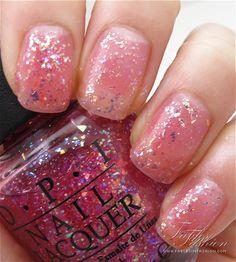 I lily love you- OPI Nail Polish