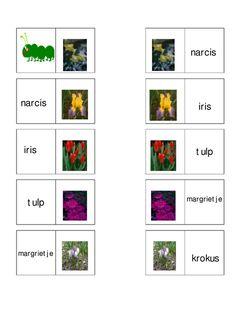 lentebloemen woordrups.pdf - Kleutergroep