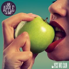 AN APPLE A DAY | Yes We Can