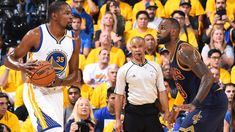 76c1a813acaa Kevin Durant reminds NBA Finals he s an MVP too