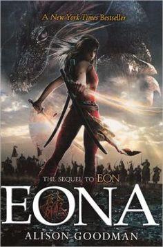 Eona: The Last dragon eye