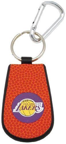 Los Angeles Lakers????Classic Basketball Keychain