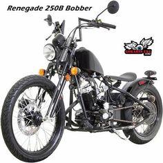 Renegade Bobber 250B Motorcycle