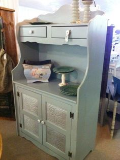 love this dry sink