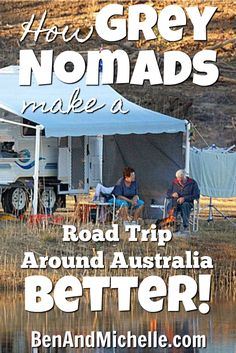 As non-retired travellers around Australia, it may seem like a weird statement, but I believe that it's the influence of grey nomads that have made travelling around Australia in a caravan, so much more comfortable. In this article, I explain what I mean. Living On The Road, Rv Living, Caravan Living, Us Travel, Travel Plan, Hawaii Travel, Italy Travel, Time Travel, Travel Guide