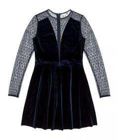 Robe tendance automne hiver 2016-2017 : une robe Jus D'orange