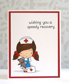 Sooner rather than Later: Speedy Recovery