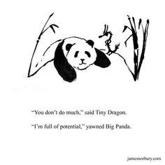 Big Panda, Bored Panda, Real Life Quotes, Happy Quotes, Quote Life, True Quotes, Qoutes, Introvert Vs Extrovert, Dragon Quotes
