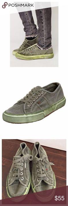 Superga Canvas Sneakers f1605a48c
