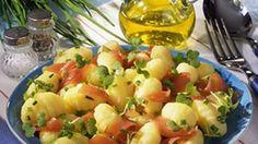 Bresaola ist eine italienische Fleisch-Spezialität.