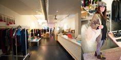 Inside: Bump Envy  at the @HATCH Collection pop up shop shop in SoHo.
