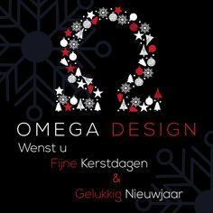 Omega Design wenst u fijne kerstdagen en een ondernemend 2017