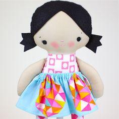 Mabel, Soft Doll