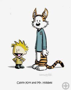 Best Calvin And Hobbes, Calvin Und Hobbes, Aliens, Calvin And Hobbes Wallpaper, Star Trek Online, Batgirl, Comic Strips, Giraffe, Sewing Projects