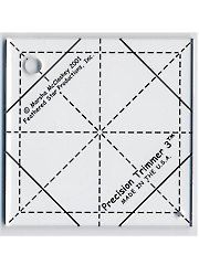 """Precision Trimmer 3 ™ - 3 1/2"""" Square Ruler"""