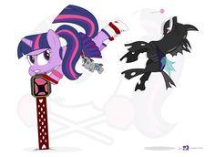 my little pony lollipop chainsaw - Google Search
