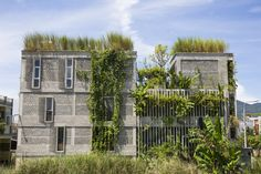 Gallery of The Modern Village Office / Ho Khue Architects - 8